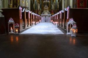 dekoracje kościoła częstochowa